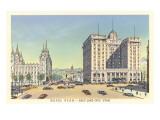 Hotel Utah  Salt Lake City