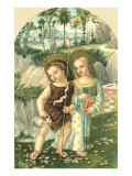 Jesus and John the Baptist as Children