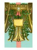 Art Nouveau October  Scorpio