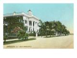 Villa Marguerite  Charleston  South Carolina