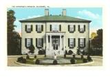 Governor's Mansion  Richmond  Virginia