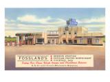 Fossland's Service Station