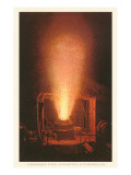 Bessemer Steel Converter  Pittsburgh  Pennsylvania