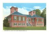 Stratford Hall  Fredericksburg  Virginia