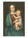 Madonna of the Granduca by Raphael  Florence