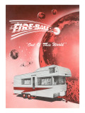 Fire-Ball Travel Trailer