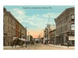 King Street  Madison  Wisconsin