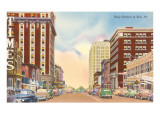 Downtown Erie  Pennsylvania
