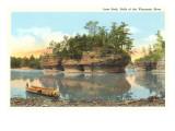 Lone Rock  Wisconsin Dells