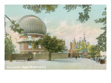 Greenwich Royal Observatory  England