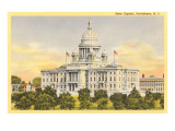State Capitol  Providence  Rhode Island