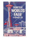 Space Needle  Seattle World's Fair