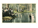 Baptism in the Lake
