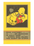 The Victory of Success  Work