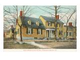 Mary Washington House  Fredericksburg  Virginia