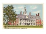 Commons Building  Bennington College  Vermont