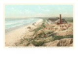 Bath House and Power House  Del Mar  California