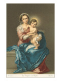 Madonna and Child by Murillo  Florence