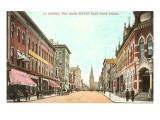 Main Street  La Crosse  Wisconsin