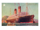 SSLaurentic  Ocean Liner