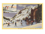 Alta Ski Lodge  Utah
