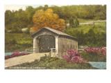 Covered Bridge  Vermont