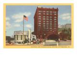 Canteen and Pennsylvania Station  Pittsburgh  Pennsylvania