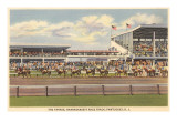 Narragansett Race Track  Pawtucket  Rhode Island