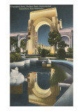 Triumphal Arch  World's Fair  San Francisco  California
