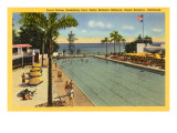 Casino Swimming Pool  Santa Barbara  California