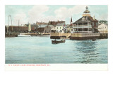 Yacht Club  Newport  Rhode Island