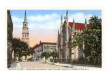Church Street  Charleston  South Carolina