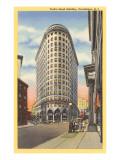 Turk's Head Building  Providence  Rhode Island