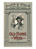 Souvenir Post Card  Providence  Rhode Island