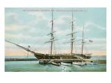Tall Ship Constellation  Newport  Rhode Island