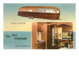 Travel Trailer with Dinette