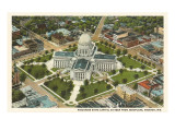 State Capitol  Madison  Wisconsin