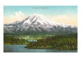 Mt Rainier  Washington