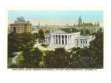 State Capitol  Richmond  Virginia