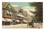 Casino  Bellevue Avenue  Newport  Rhode Island