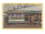 Cablecar  San Francisco  California