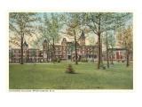 Converse College  Spartanburg  South Carolina