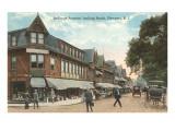 Bellevue Avenue  Newport  Providence  Rhode Island