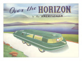 Over the Horizon Vacationer