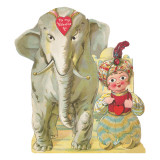 To My Valentine  Genie and Elephant