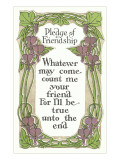 Pledge of Friendship