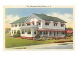The Poinciana Motel  Myrtle Beach  South Carolina