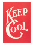 Keep Cool Slogan