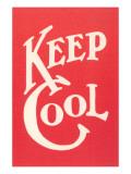 Keep Cool Slogan