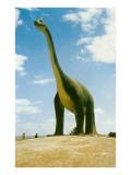 Cement Brontosaurus